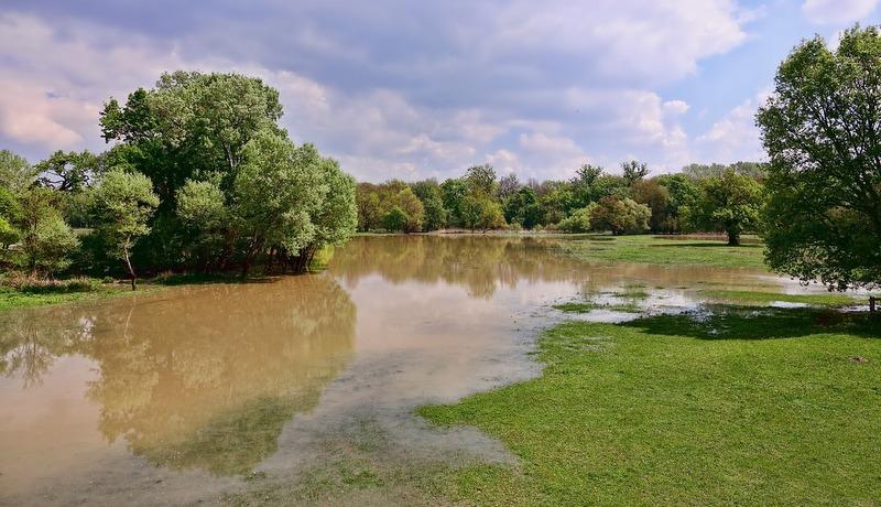Upozorenje na obilne padavine