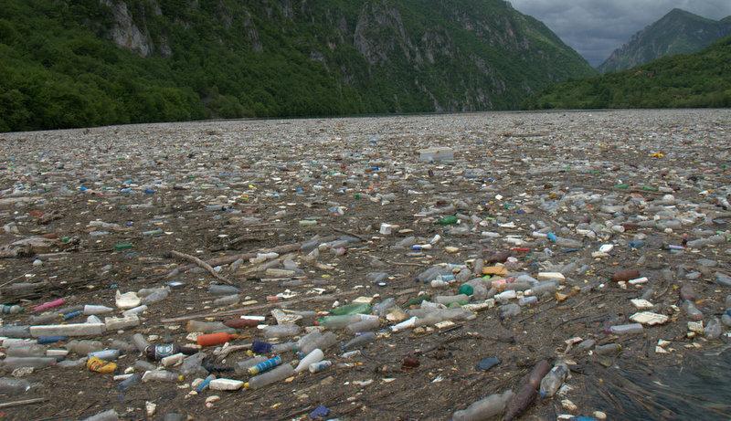 Brod za čišćenje otpada stigao u Višegrad