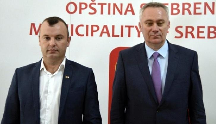 Ministar Pašalić u posjeti Srebrenici