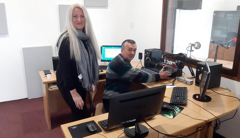 Radio Vlasenica u etru