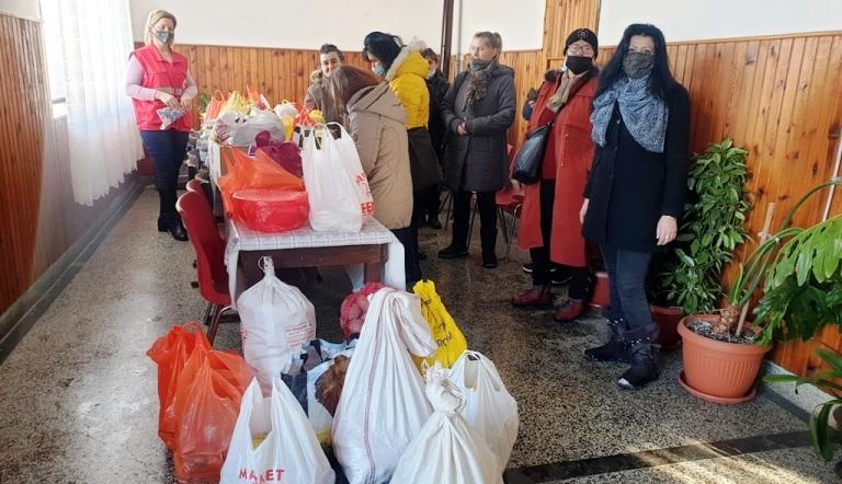 Pomoć Narodnoj kuhinji u Vlasenici