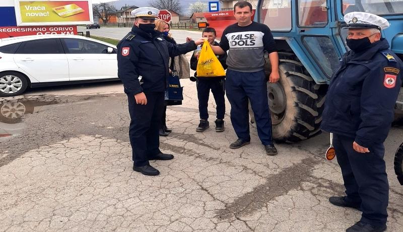 Preventivne aktivnosti za veću bezbjednost vozača traktora